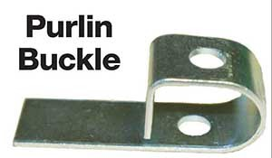 Purlin-Buckle